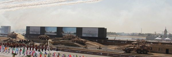 Idex at Abu Dhabi 20th – 24th Feb 2011