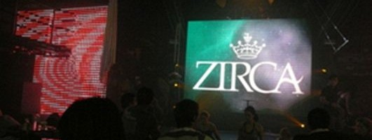 ZIRCA – Audio System, LED Screen Installation