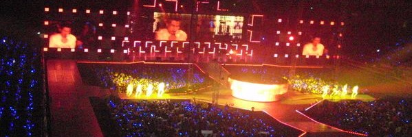 Super Junior 3 in Sin on 29/30 Jan 2011