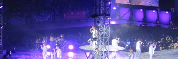 Super Junior 3 in KL 2010