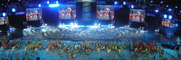YOG Opening Ceremony 14th Aug 2010