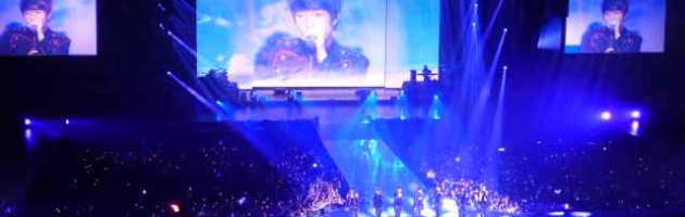 K-pop Infinite 1st world Tour