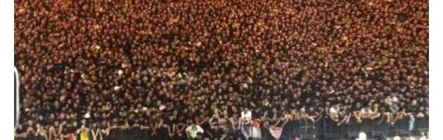 Metallica Concert in Singapore 2013