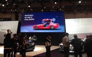 Tokyo Motor Show 2013 Mercedes-Benz
